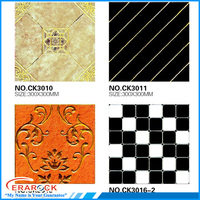 300x300mm interior ceramic floor tiles supplier