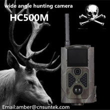 MMS/SMS/SMTP/GPRS Network infrared night vision digital hunting trail game camera, 940nm