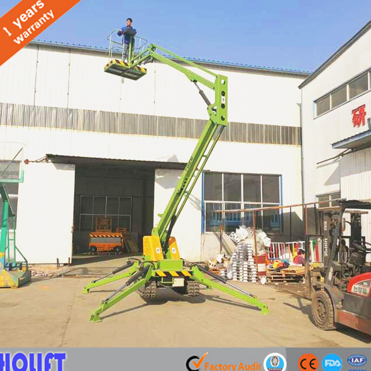 Good price boom lift for street light maintain With Long-term Service