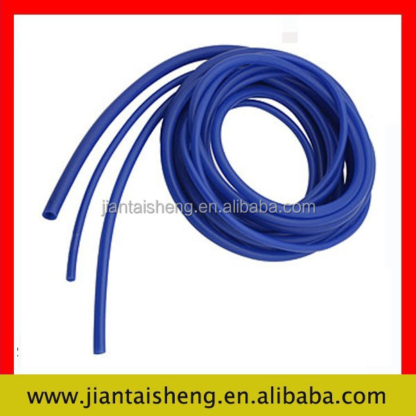 flexible silicone rubber heat shrink tube