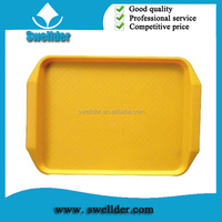dinner plastic tray