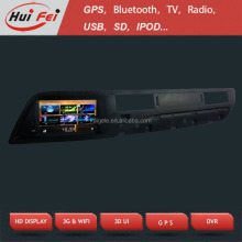 HuiFei Navigation for Citroen C5 with 3D UI Virtual Disc Backlight 7 Colors