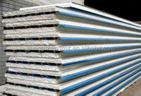 low price customized Corrugated sandwich panel for roof