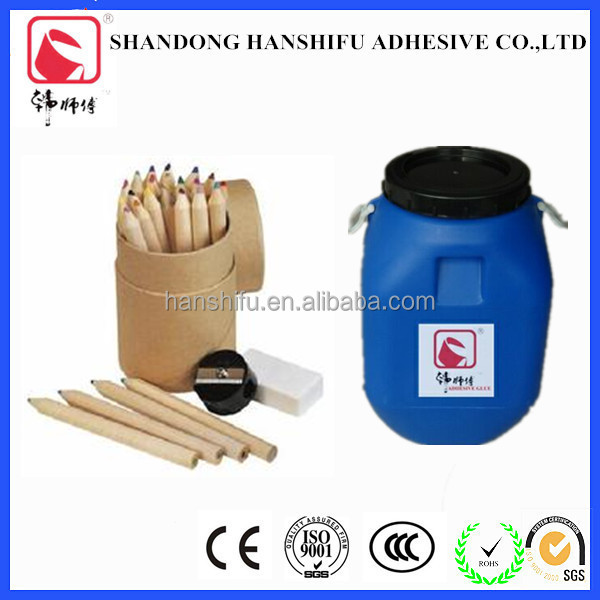 Environmentally-friendly paper pencil adhesive Professional manufacturer in China