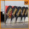 New design event promotional teardrop flag banner made in China