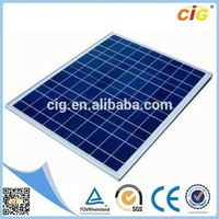 SGS Approved Top Grade yingli yl250p-29b solar panels