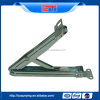 Adjustable drafting table hardware sofa bed hinges