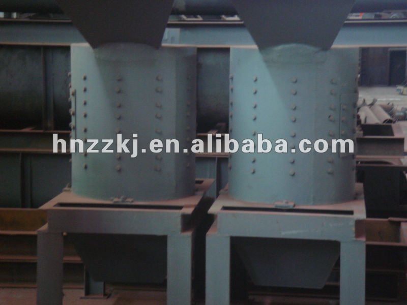 High efficient and durable use vertical crusher