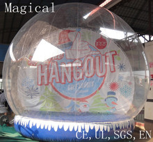 Inflatable Christmas Snow Globe Suppliers, Giant Inflatable Snow Globe to Buy