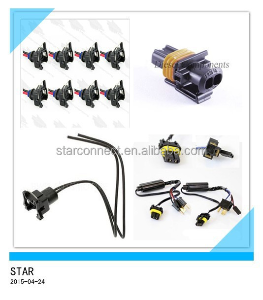 professional high quality of auto pins volvo connector