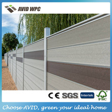 Easy installation outdoor fence panels/ garden fence panel