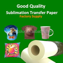 "64"" for textile sublimation inkjet heat transfer paper 100g manufacturer"