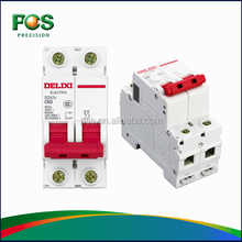 DZ47s Series CCC Certificates Double Pole Isolator Switch