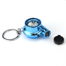 Electric Charging Turbo Keychain Cigarette Lighter