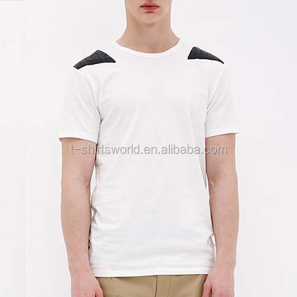 100% Polyester Double Dry T-Shirt with Odor Resistance