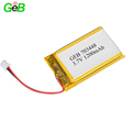 2018 hot sale1200mAh 3.7v lipo battery lithium ion mobile batteries wholesale china