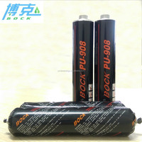 Windshield Silicone/PU sealant with good adhesive