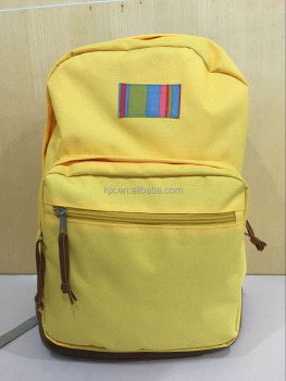 Hot New Arrival Cheap School Backpack with ISO 9001 2008 Certificate