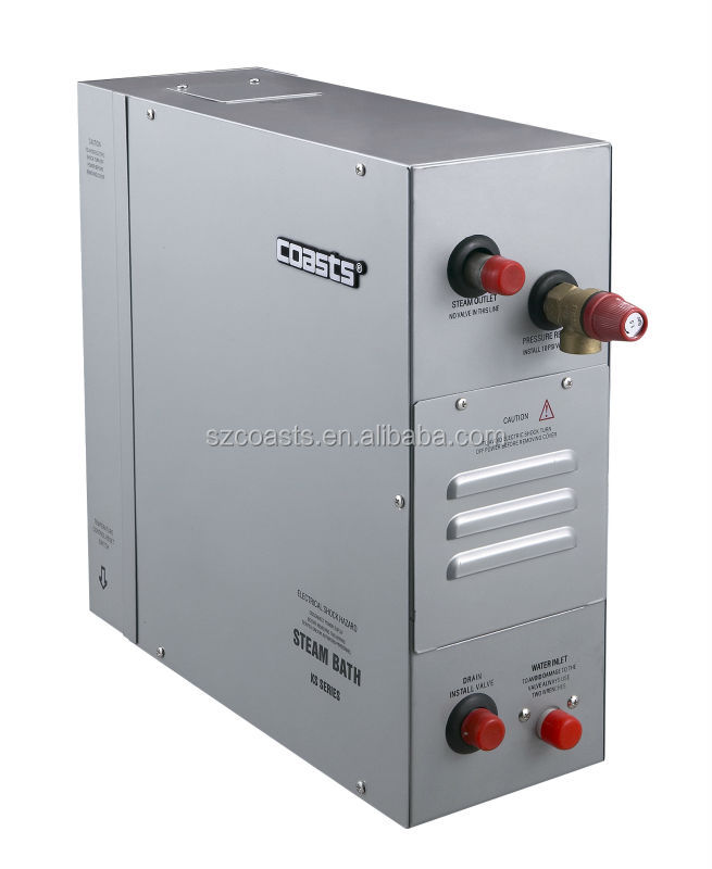 3KW 220V 50hz electric steam generator price with CE certificate
