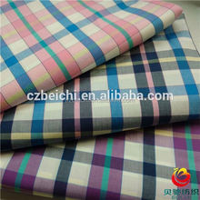 NEW ARRIVAL 100% ctn fabric big checks