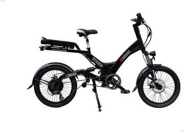 The world lightest most popular step through electrical bicycle