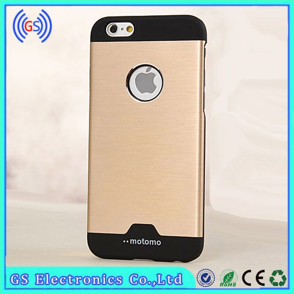 Motomo Ino Metal Case For Iphone5 Brushed Aluminum PC Hard Case Factory Price