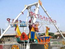 amusement pirate ship