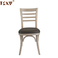 Customized wholesale best price beech wooden dinning chair