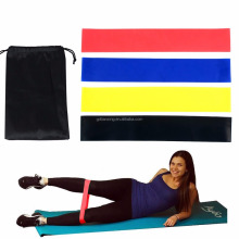 Heavy Duty Exercise Latex Free Resistance Weight Training Loop Band Set for Stretching Physical Therapy Home Gym Fitness