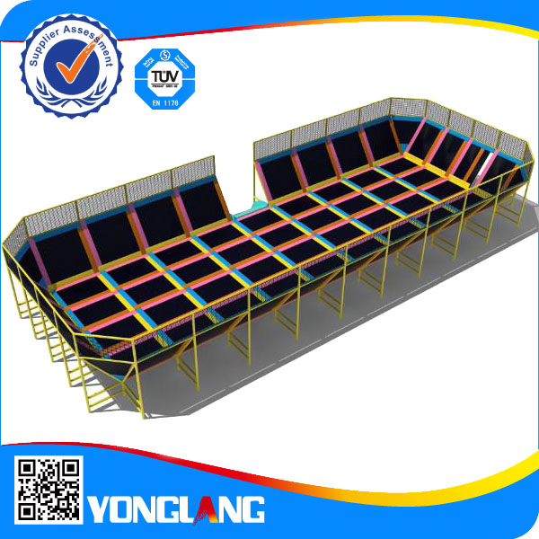 Trampoline park Indoor Cheap trampoline for sale