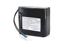 NCR18650B 18650 3S2P 11.1V 6800mAh Li-ion Battery Pack with Fuel Gauge SMbus