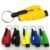 3 in 1 Emergency Mini Safety Hammer Keychain Rescue Tool Auto Car Window Glass Breaker Seat Belt Rescue Hammer Escape Tool