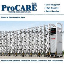 Automatic Stainless steel Electrically operated gate