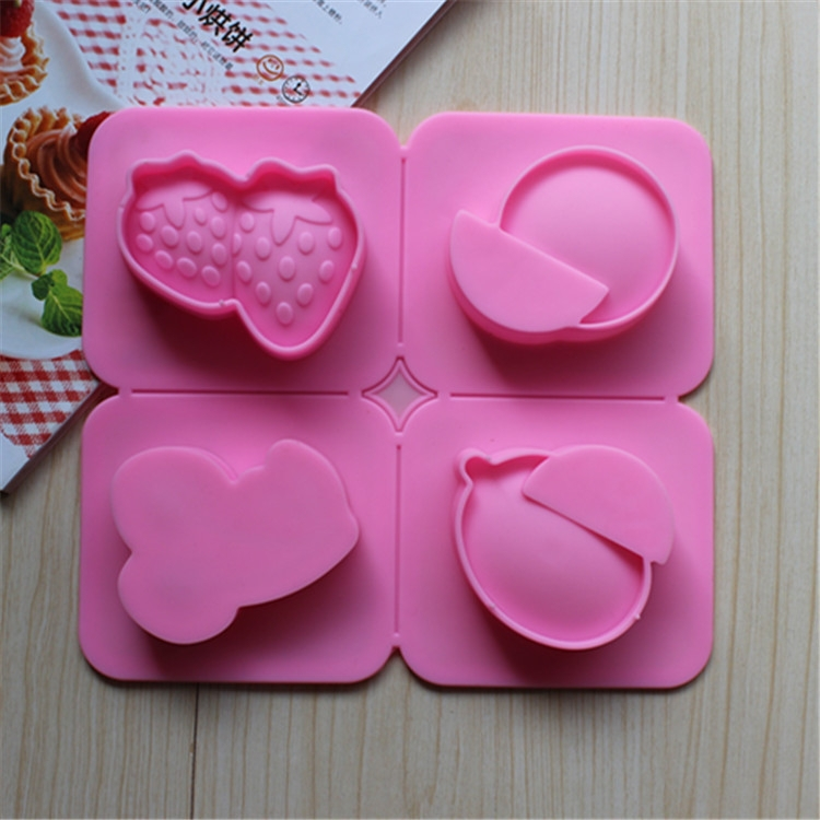 Fruit Shaped Cake Decoration : Wholesale mould-mold-fruit - Online Buy Best mould-mold ...