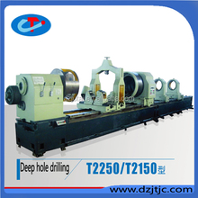 T2250 low price and high quality deep hole drilling machine