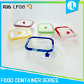 Silicone made china professional factory produce collapsible food storage container set
