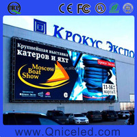 P10 outdoor led display/ led advertising billboard /china led billboard manufacturers