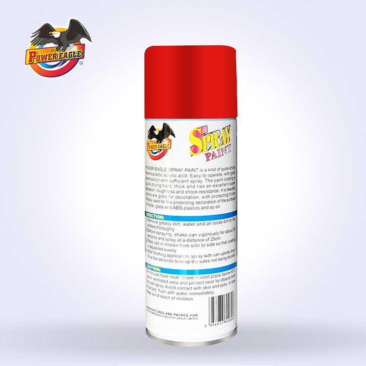 heat resistant acrylic spray paint