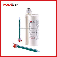 Cheap Methyl methacrylate Solid surface adhesive cartridges for Seamless joint