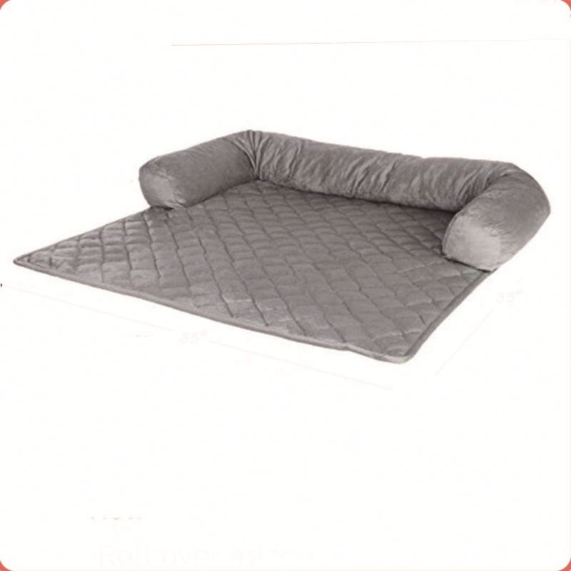 Large pet cushion dEEp0w dog bed cat mat pet sofa for sale