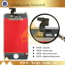 clone phone parts For iphone 4S replacement touch screen For iphone 4S glass and lcd