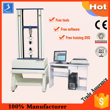 Electronic power universal test machine usage tensile test equipment