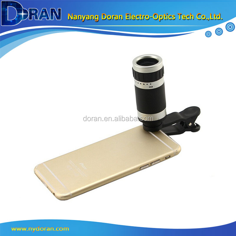 8X Universal Telephoto Lens/ Zoom Telescope for Mobile Phone/Camera Lens for iPhone