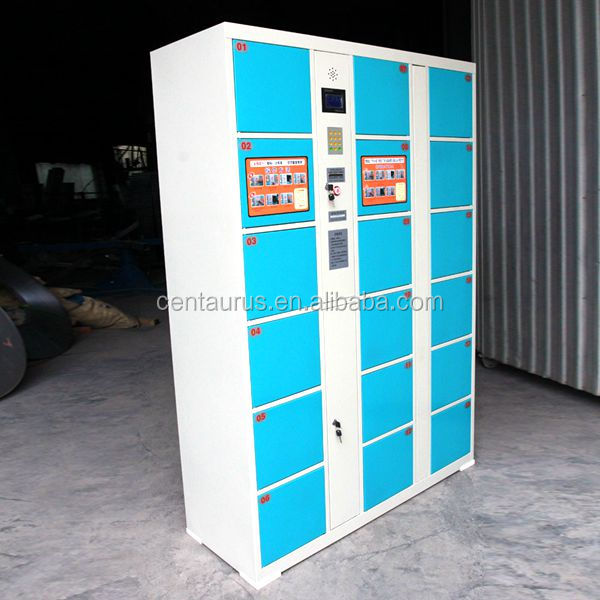 High tech electrical barcode locker with best price