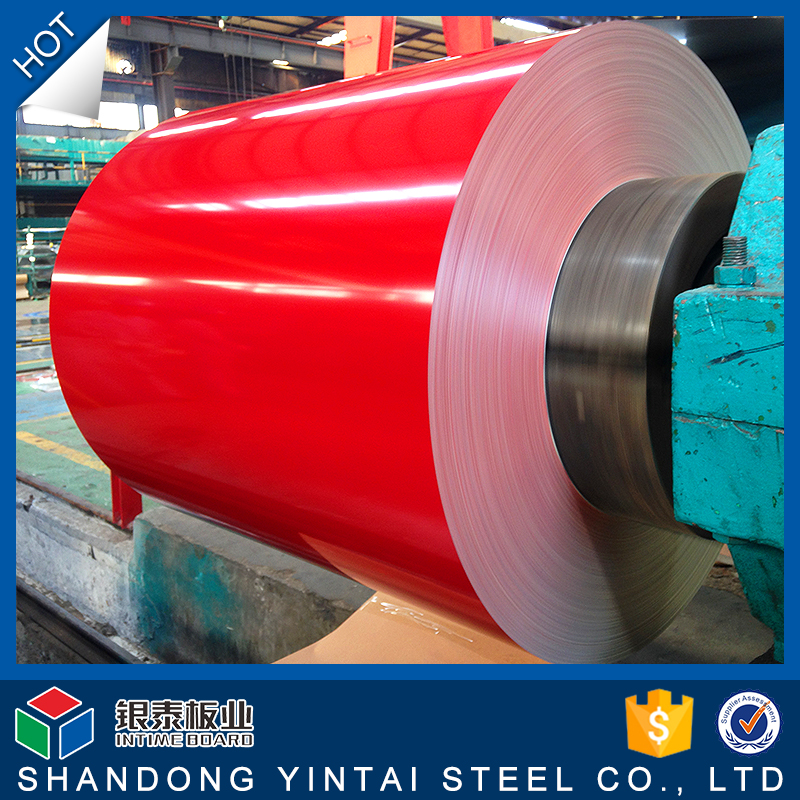 Full hard cold rolled prepainted galvalume coated steel coils
