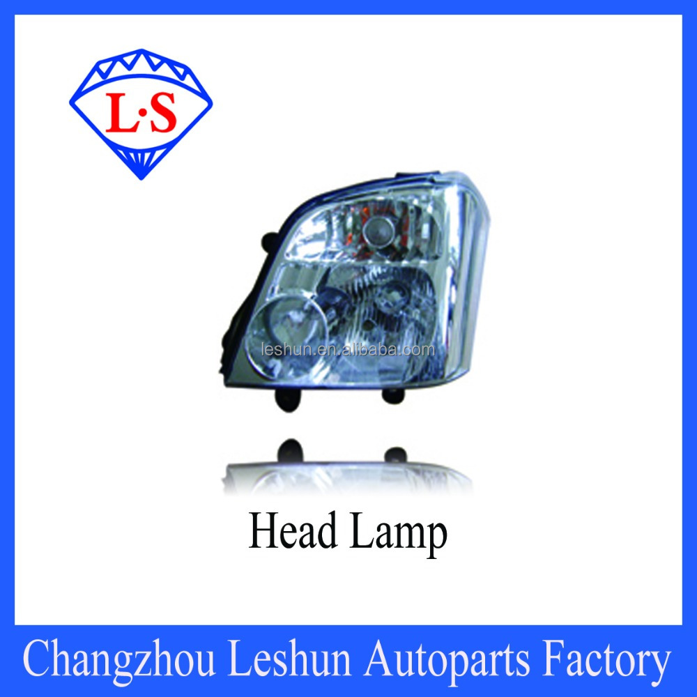 Factory Supply Head Lamp body kit for Gonow 2004