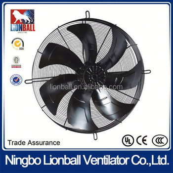 UL approval 710mm-900mm industrial ventilation air blower fan