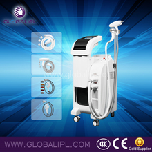 Multi-Function Laser Beauty Equipment E LIGHT+IPL+RF+ND YAG Q-SWITCHED LASER