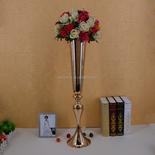 Hotel supplies, household wedding decoration, Props, high table vase the runway