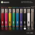 3.3v-4.8v GS eGo II Twist 2200mah E Cigarette Mod Variable Voltage big battery e cigarette